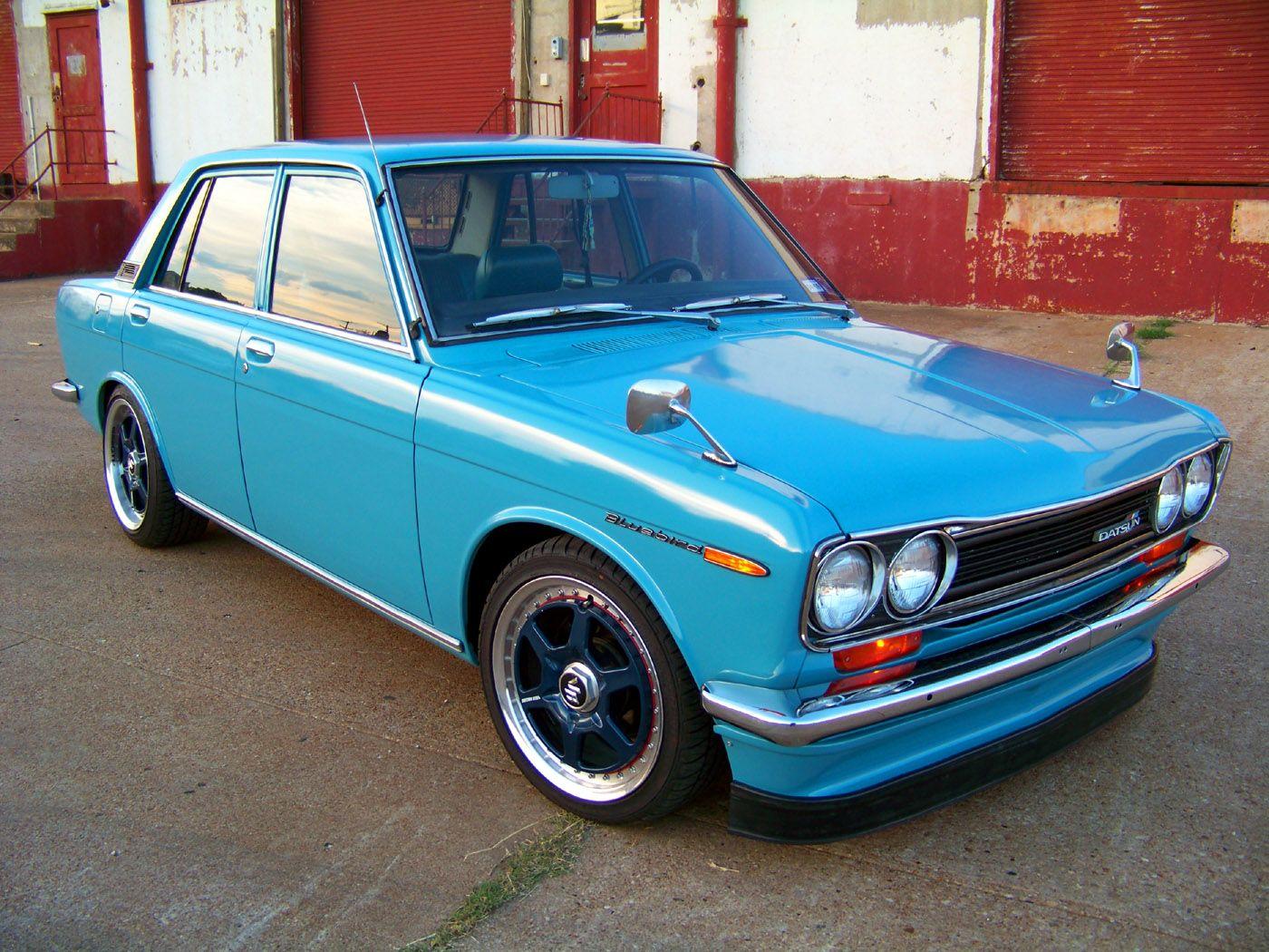 Datsun 510 sedan (1971