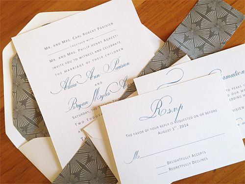 Making your own wedding invitations using Microsoft WORD!