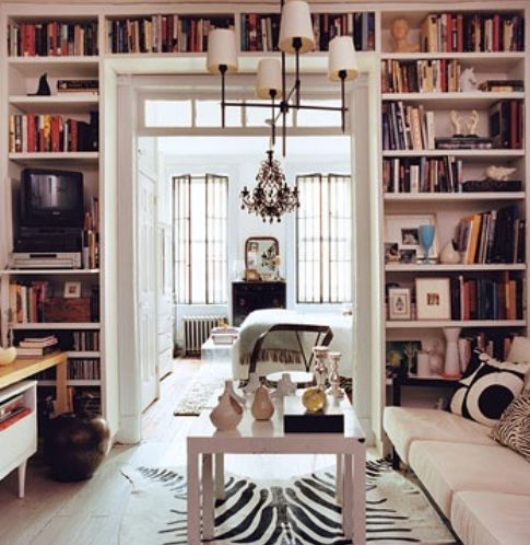 26 Of The Most Creative Bookshelves Designs Pouted Online Magazine Latest Design Trends Decorating Ideas Stylish Interior Gift