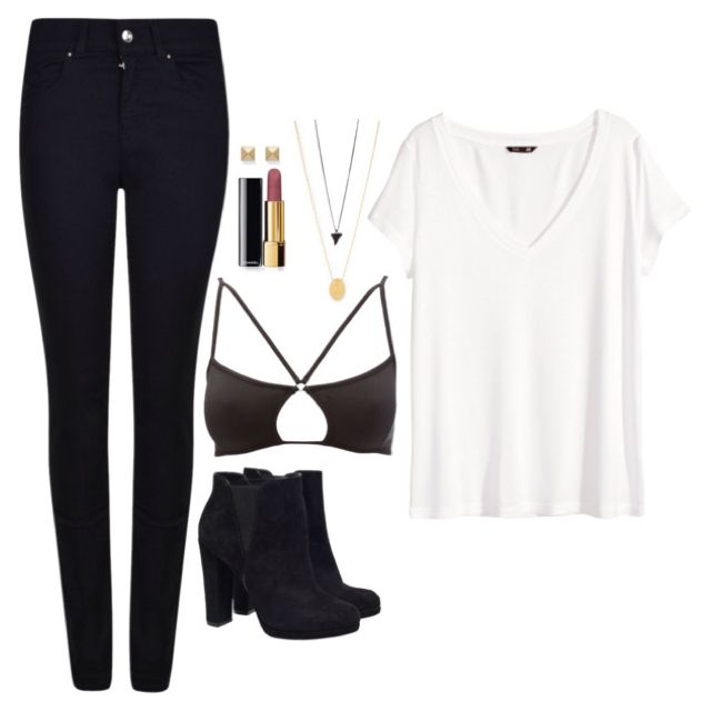 Iris West Inspired Outfit by daniellakresovic