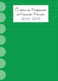 Caderno do Profesorado de Educación Primaria, curso 2014-15