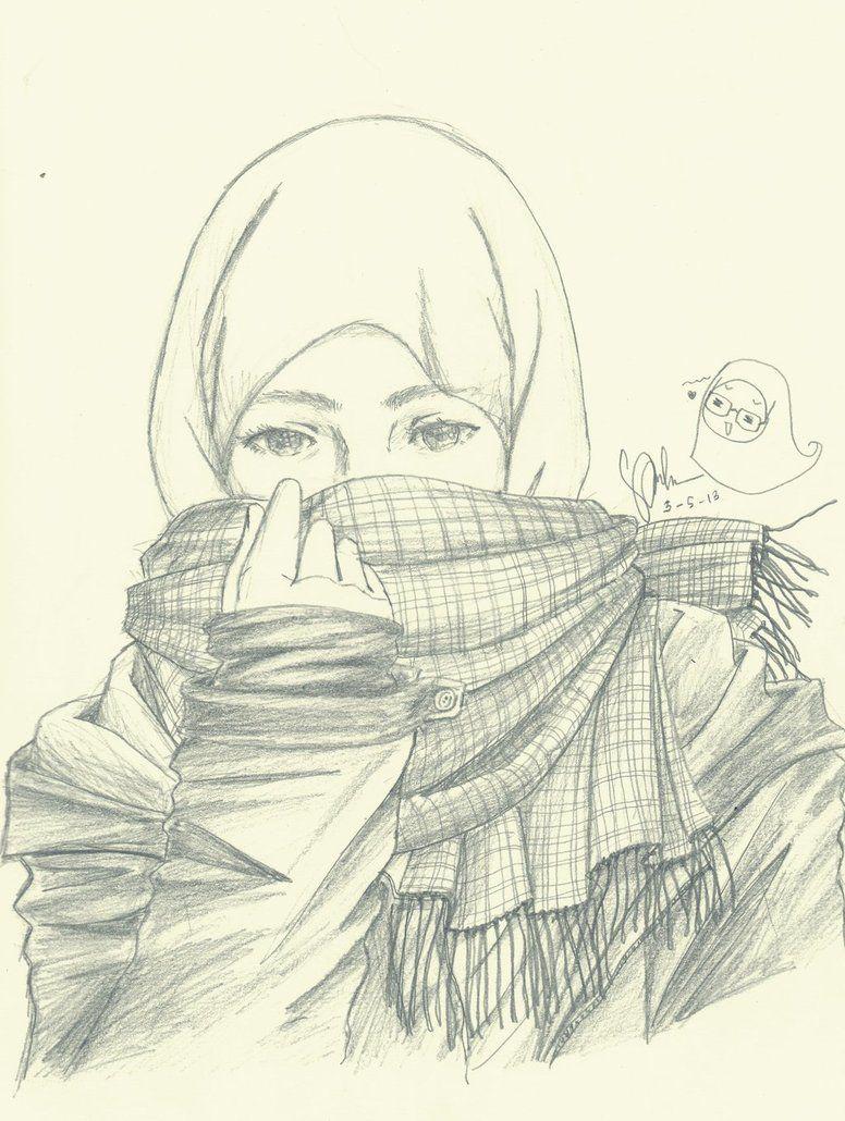 hijab girl manga - Google Search