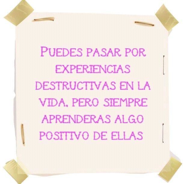 Positividad!