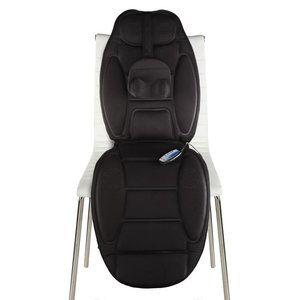 Theraspa 10 Motor Massage Chair Topper With Heat Brookstone