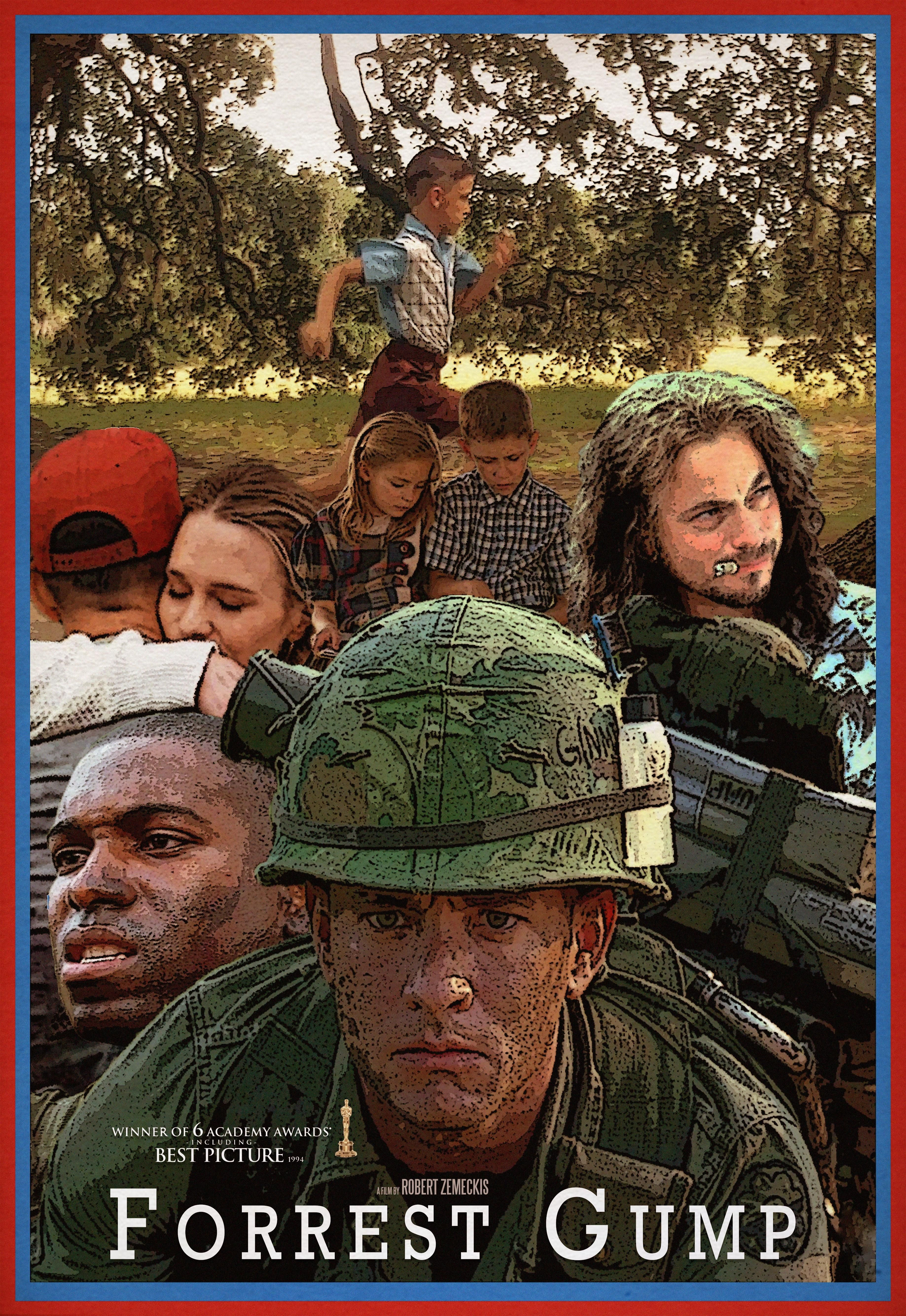 Forrest gump 1994 best movie posters good movies
