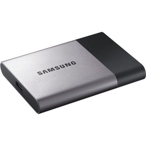 B&H Photo Video - Samsung 1tb T3 Portable Solid State Drive Mu-pt1t0b/am B&h Photo