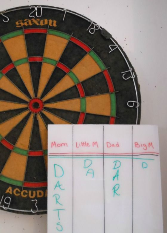 Teaching Kids How To Play Darts Fun And Easy Dart Game Kids