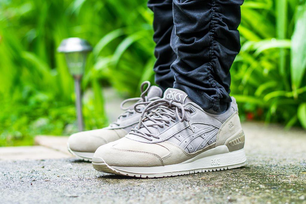 Asics Gel-Respector Moon Rock On Feet Sneaker Review   Moon rock ...
