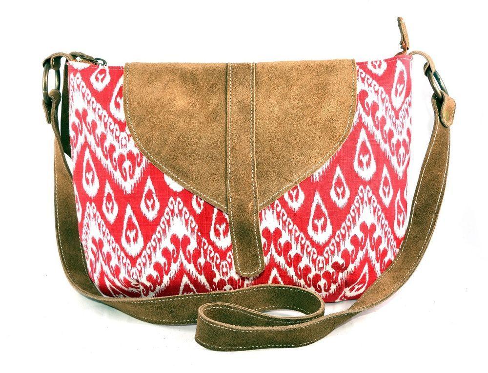 Antique Leather Flap bag #styleincraft #handbags #handmade #handmadeitems #Bags