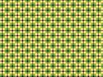 Mary Engelbreit Kitchen Capers Printed Plaid Green