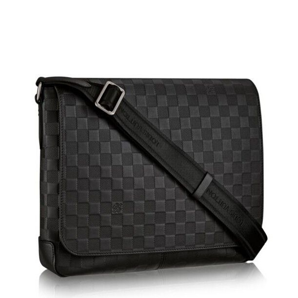 87dd7ec5427b9 Top Replica Louis Vuitton District MM Damier Infini N41284