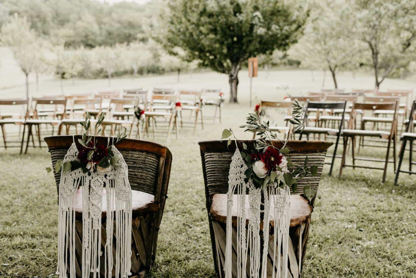 De Bohemian Wedding Van Willem Rachel In Zuid Frankrijk