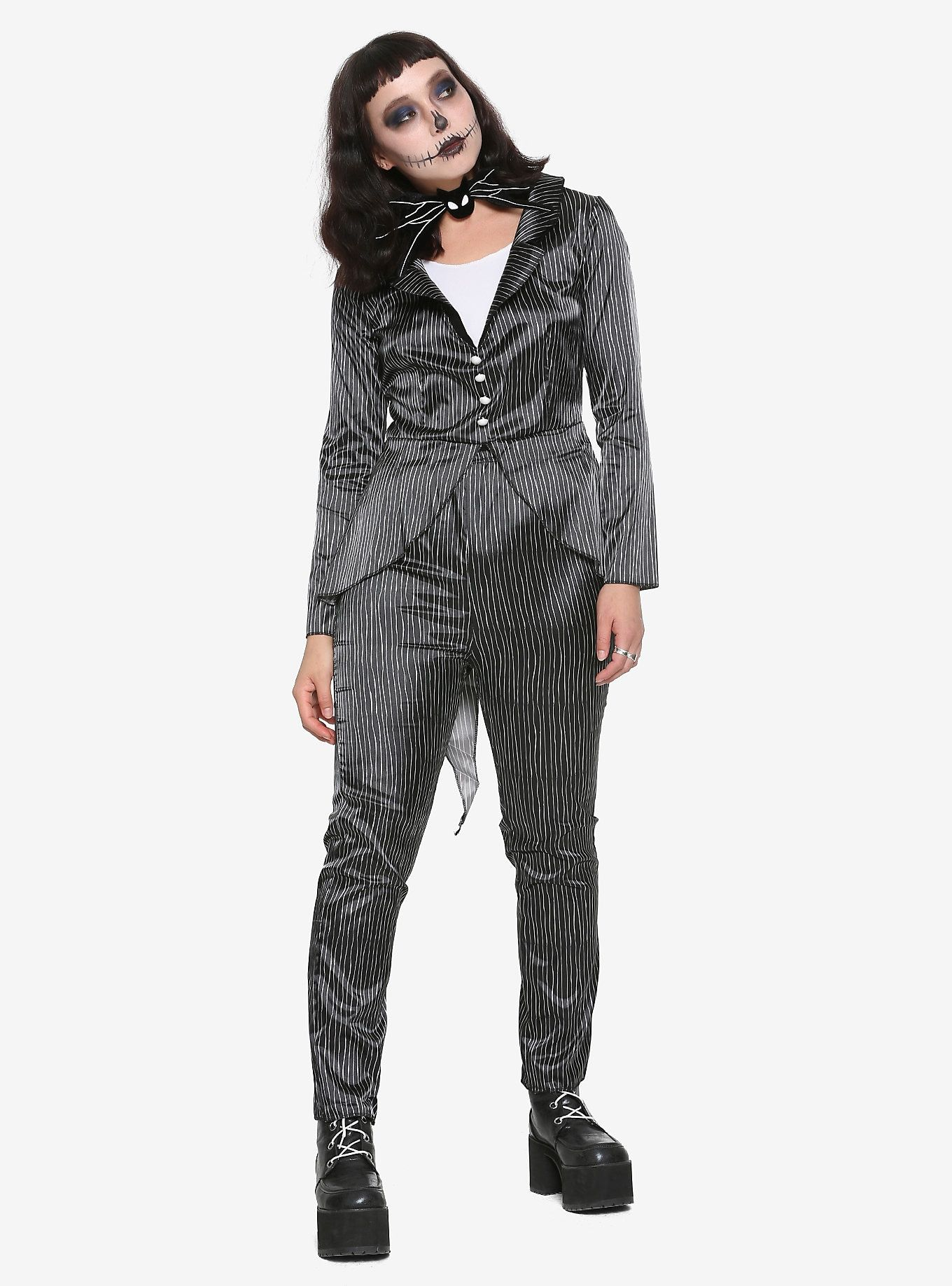 Female Jack Skellington The Nightmare Before Christmas