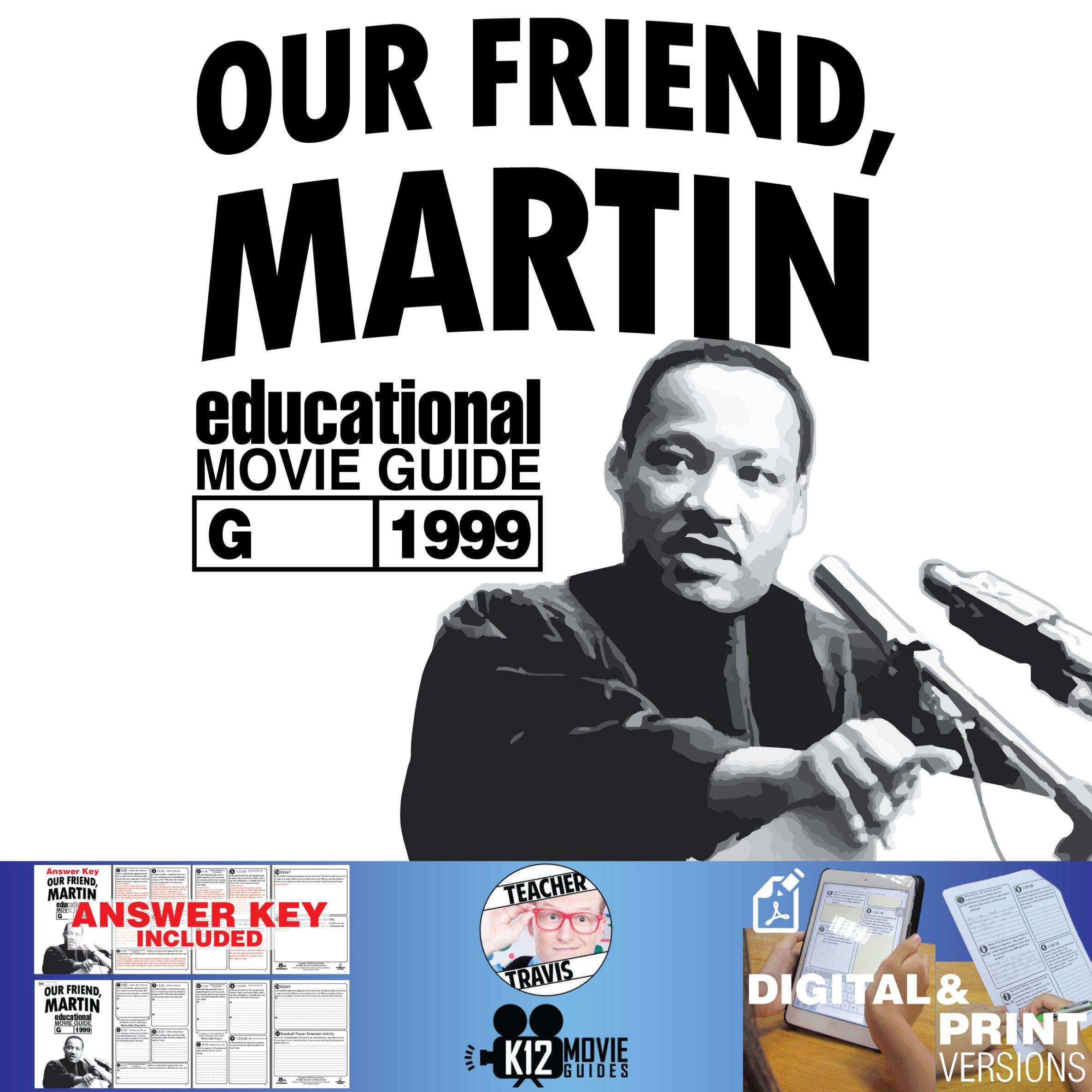 Our Friend Martin Movie Guide