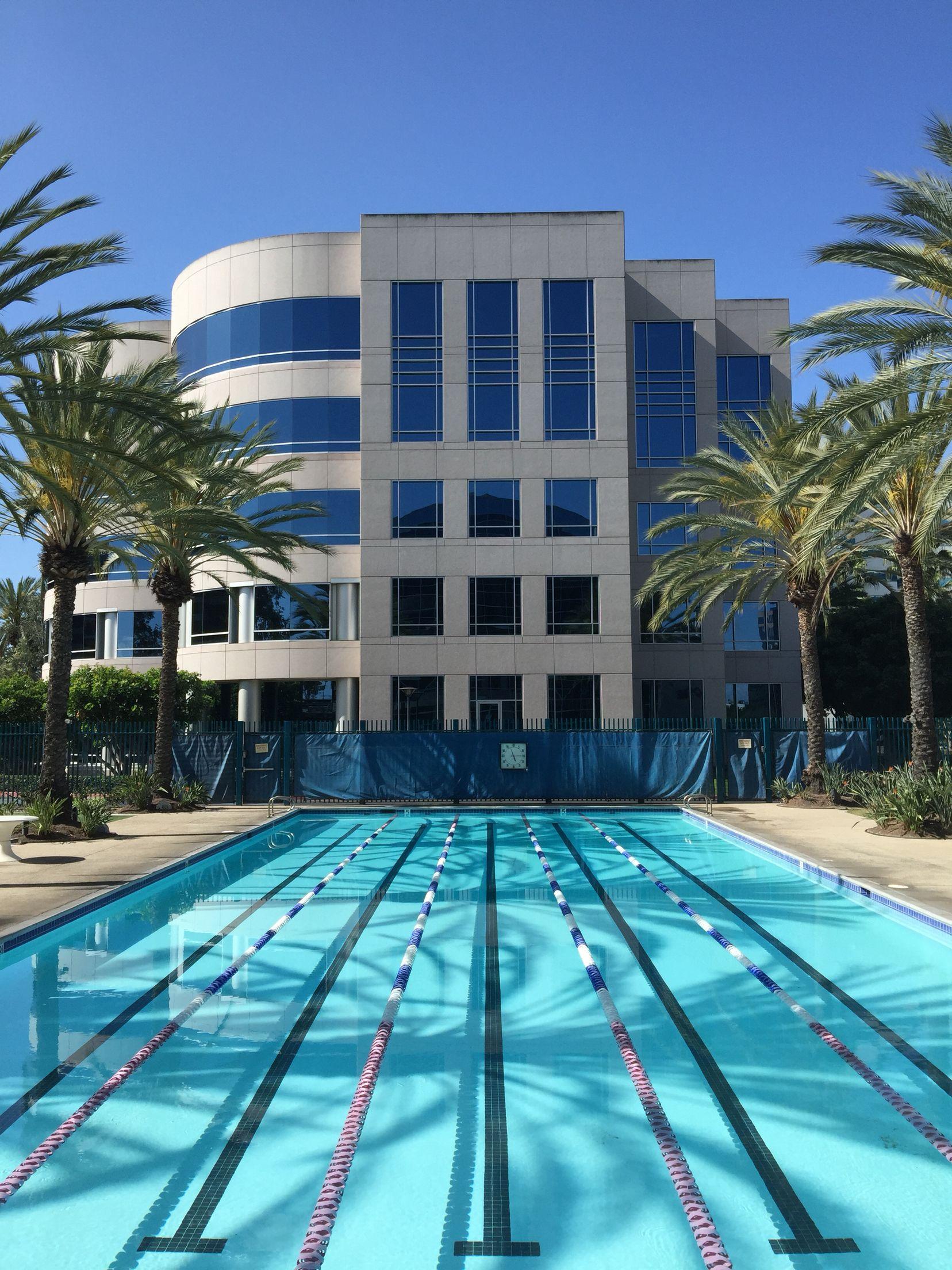 Pool At 24 Hour Fitness Ultra Sport Irvine CA Irvine CA Sports Tennis Outdoor Decor