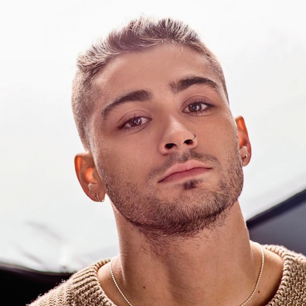 Starved For Attention Zayn Malik Swaps Out His Hair Color Http