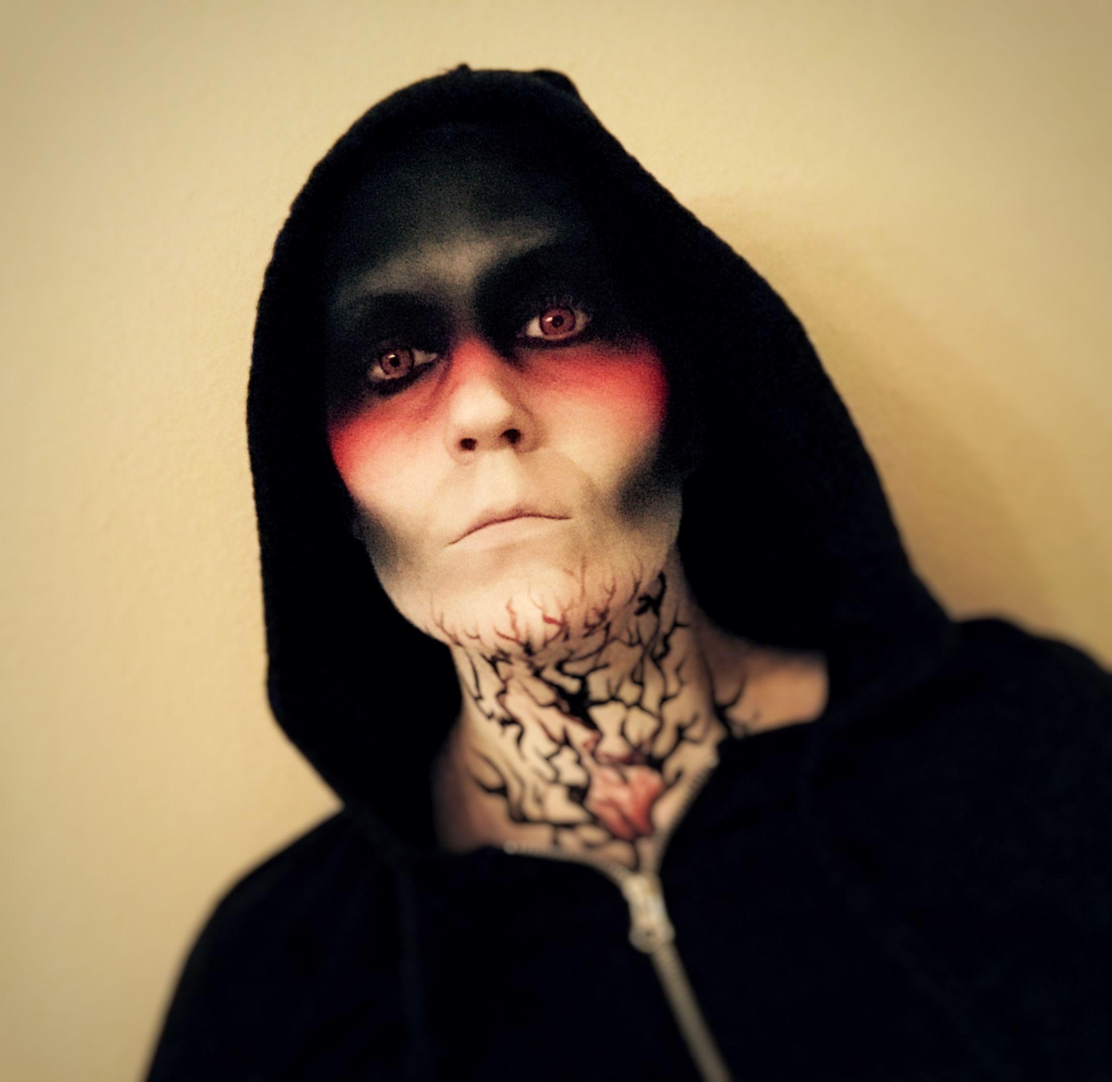 d e m o n smpmua demon halloween makeup facepaint diy d e m o n smpmua demon halloween makeup facepaint diy solutioingenieria Images