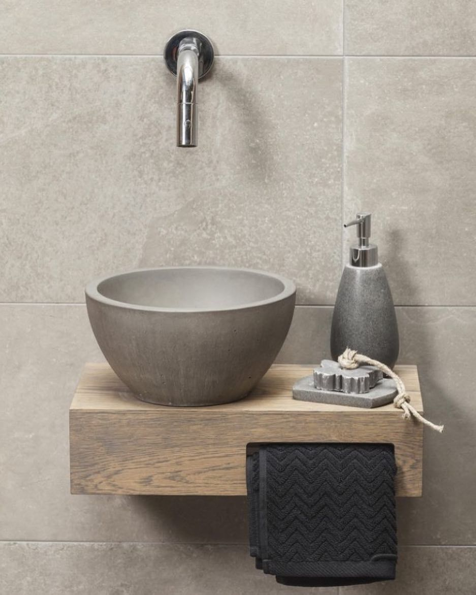 New The 10 Best Home Decor With Pictures Even The Smallest Bathroom Can Have The Most Beautiful Interior Badkamerideeen Badkamer Rustieke Badkamer