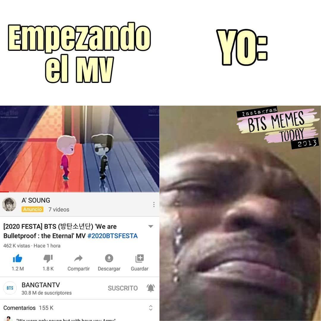 10 5 Mil Me Gusta 113 Comentarios Bts Espanol Olmary Btsmemestoday En Instagram Chamaaaaaa Olmary Instagram Bts Kpop Memes