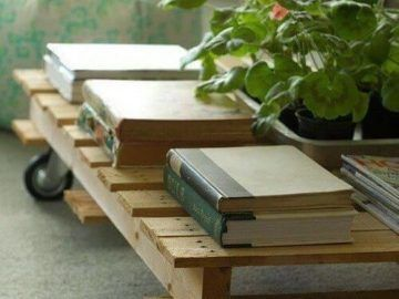 33 Pallet Landscaping Ideas we know you'll love #recyceltepaletten