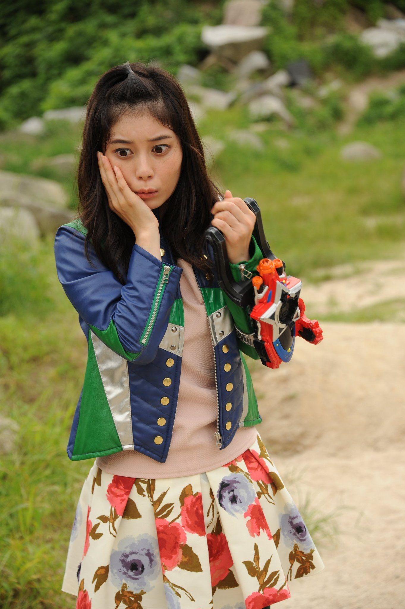 髪のアクセサリーが素敵な大久保桜子さん
