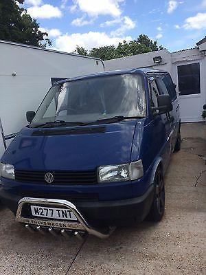EBay Vw T4 Van
