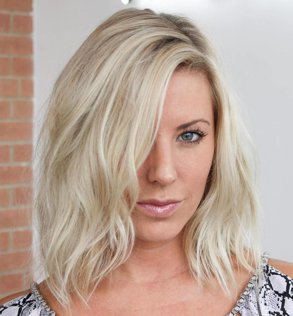 70 Devastatingly Cool Haircuts For Thin Hair Blonde Hairstyles