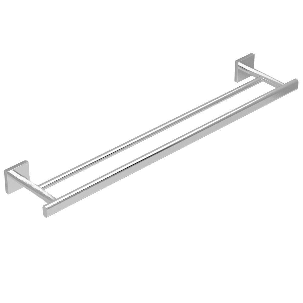 Elevate 24 Double Towel Bar Chrome