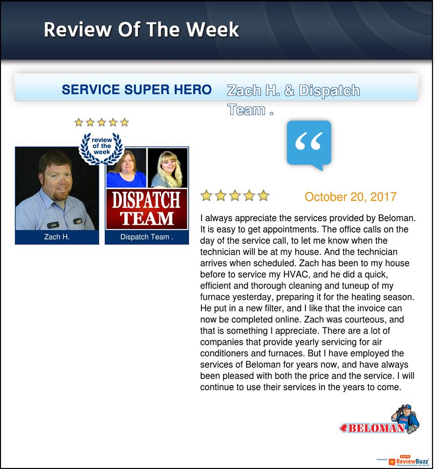 Review of the Week! TeamBELOMAN HappyCustomers BELOMAN