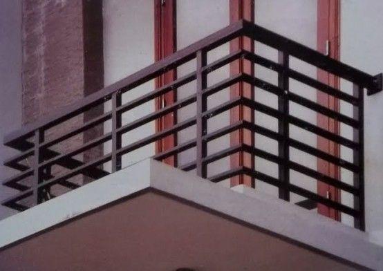 15++ Balcony fence design ideas