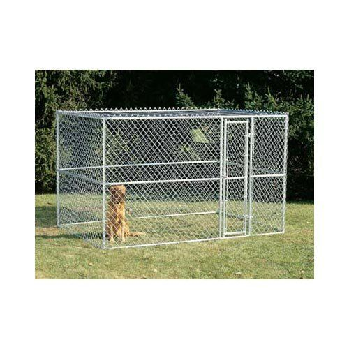 Chain Link Portable Kennel 10 X 6 X 6 3 Pack Tried It Love It Click The Image This Chain Link Dog Kennel Portable Dog Kennels Dog Kennel Outdoor