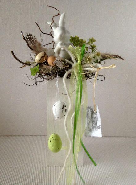 """Photo of """"Hase+im+Nest""""+von+einfachschön!+auf+DaWanda.com"""