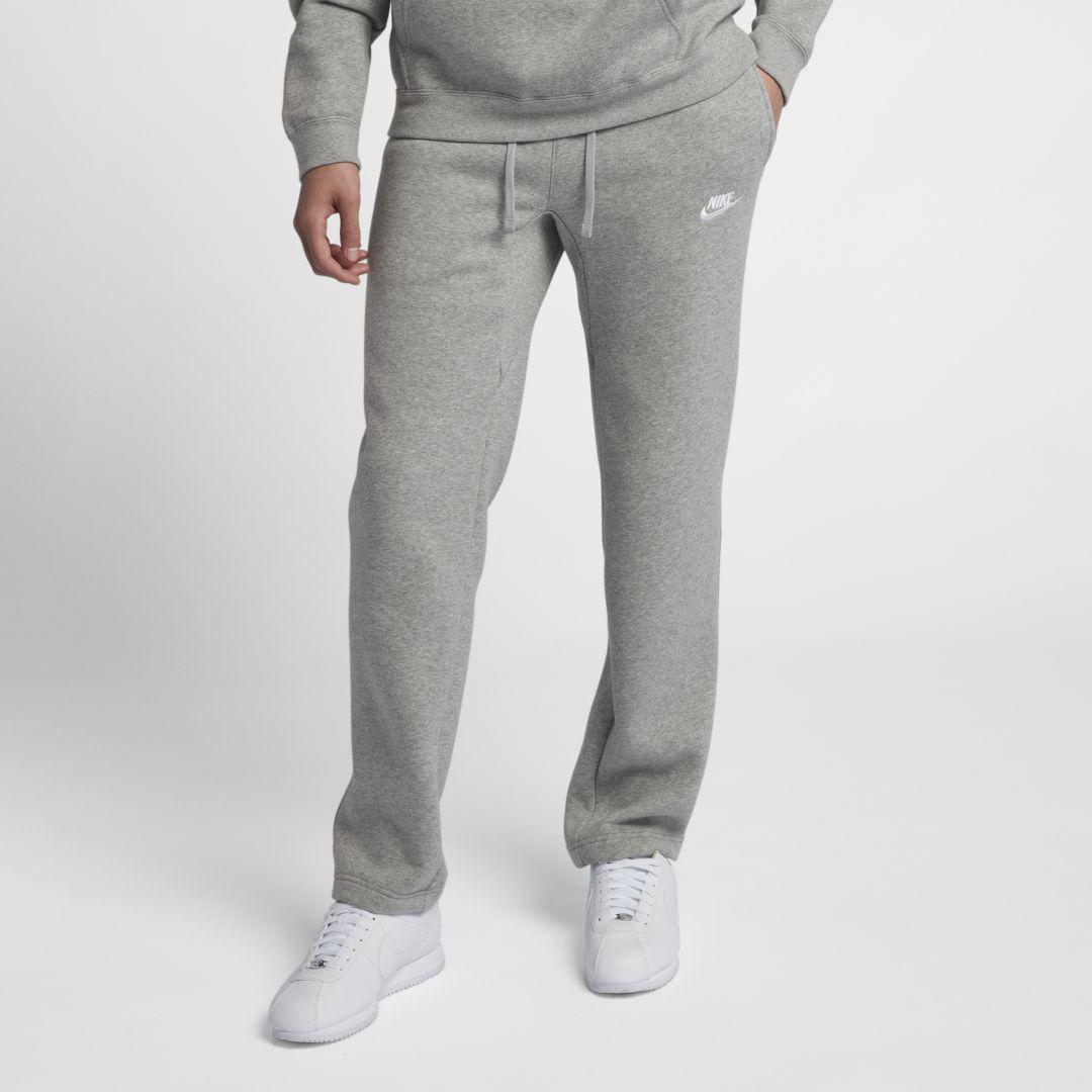 release date c4725 1aeec Nike Sportswear Club Fleece Men s Pants Size XL Tall (Dark Grey Heather)