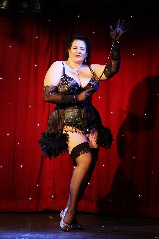 Britain's Got Talent 2009 semi-finalist Fabia Cerra