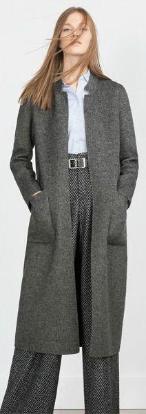 Uzun Hirka Zara Zara Moda Stilleri Hirkalar