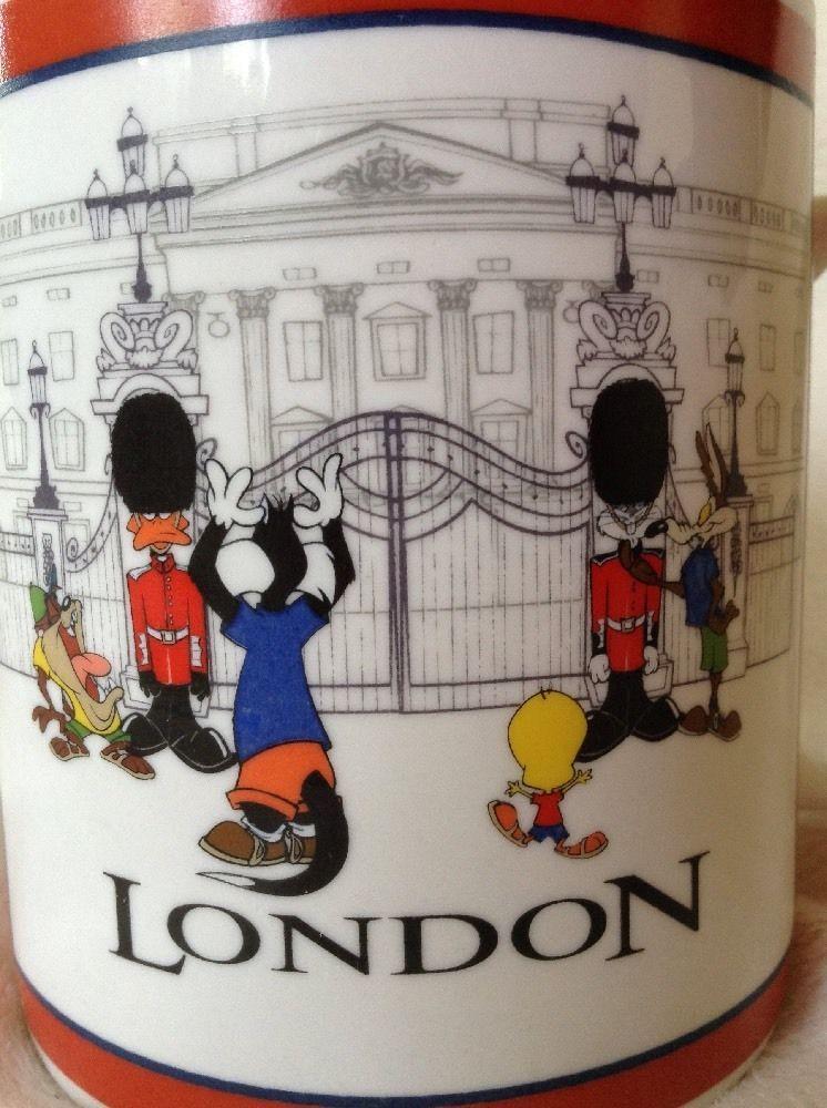 Vintage Warner Brothers Looney Tunes London England Queens