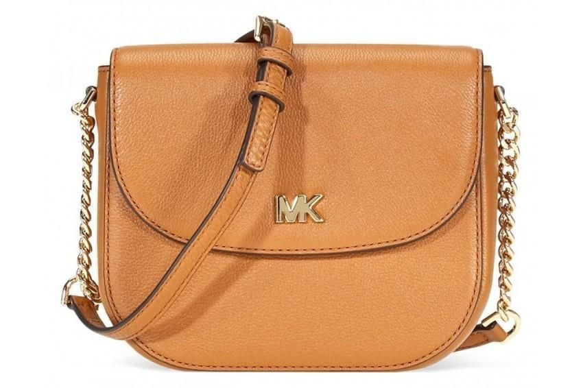 Michael Kors Half Dome Crossbody Acorn | Handbags michael