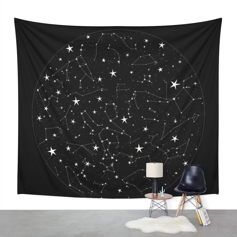 Society6 Constellations Wall Tapestry Small 51 Quot X 60