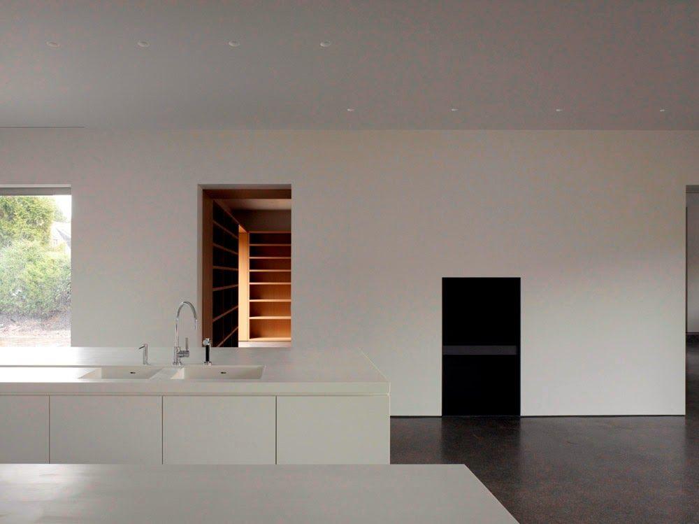 simplicity love: House in Deurle, Belgium | David Chipperfield & DDM Architecten