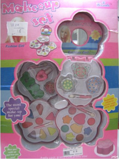 التحذير من مكياج للاطفال بالاسواق التحذير من مكياج للاطفال بالاسواق الغذاء والدواء تحذر من استخدام منتج ألعاب مكياج أطفال لاحتوائه عل Makeup Baby Dolls Trat