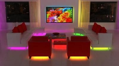 Ordinaire Dd A Neon Glow To Your Furniture With The Underglow Lighting Kit From LIT.  The