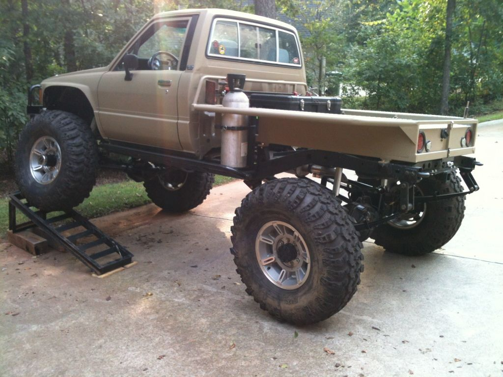 Official Toyota Flatbed Thread Page 22 Pirate4x4com 4x4 And Lengthening Car Trailer 2 Offroad Off Road Forum