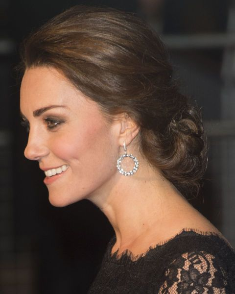 Kate Middleton Is the Queen of This Chic Hairstyle
