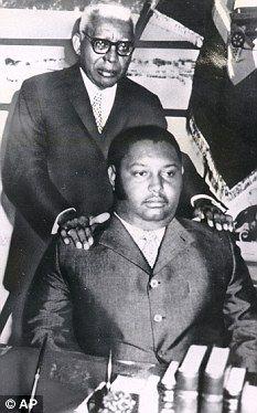 'Papa Doc' Duvalier Millioner af døde: 0,8 P.D. og sønnen Baby Doc styrede Haiti v.h.a. deres terrorkorps 'Tonton Macoute'. I 1985 gav valgresultatet regeringen 99.98 % af stemmerne. Dette førte til et folkeoprør som tvang P.D. til at flygte til Frankrig.