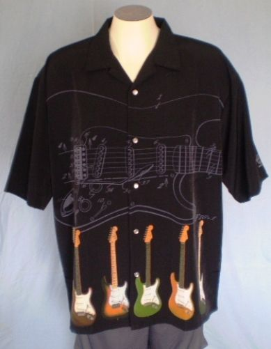 Hard rock cafe phoenix xxl ss button front shirt fender guitars hard rock cafe phoenix xxl ss button front shirt fender guitars blueprint nwt malvernweather