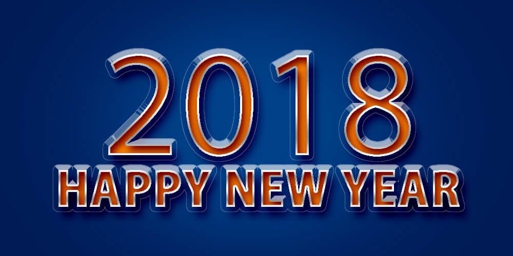Advance Happy New Year 2018 Images Download HD New Year