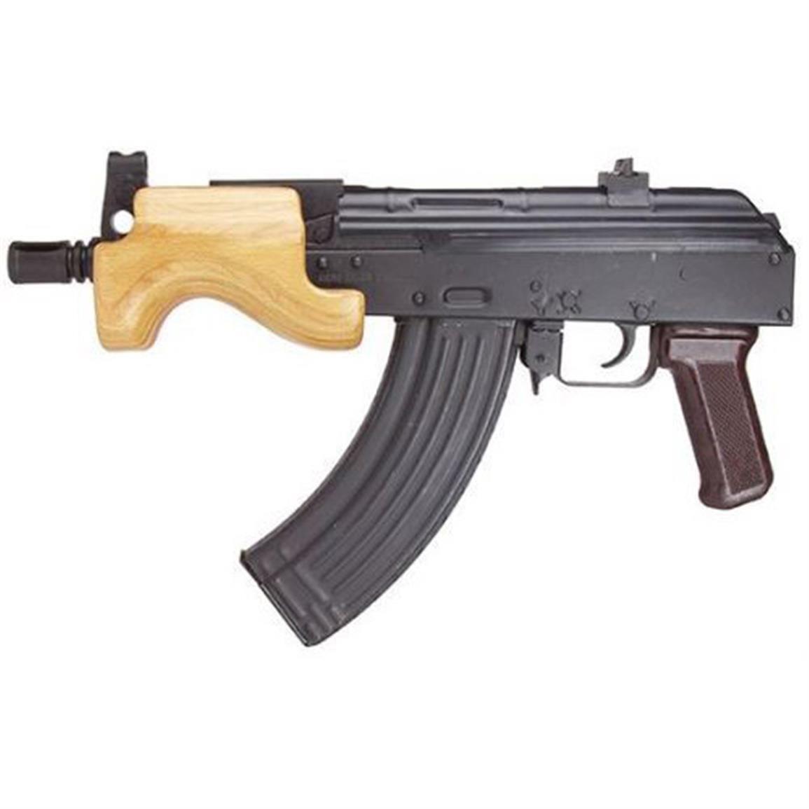 Century Arms Micro Draco AK-47 Pistol, Semi-Automatic, 7 62