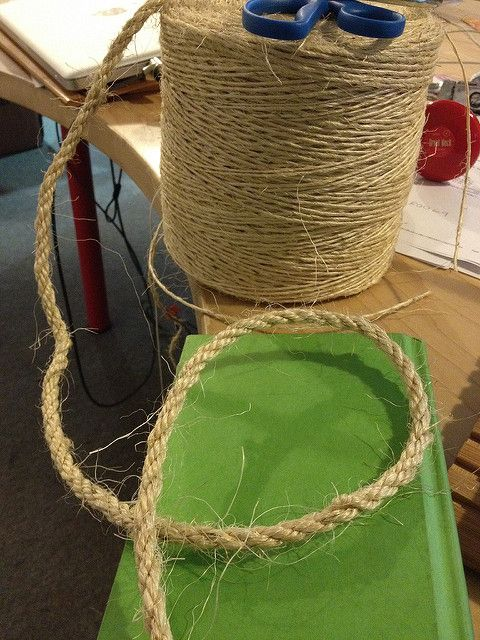 Making Rope from String