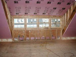 shed domer eyebrow window | An attic dormer window will ...