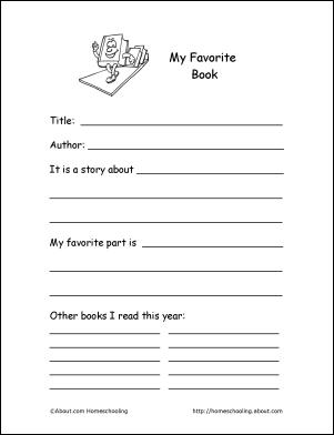my memory book 10 printable pages homeschool and kindergarten